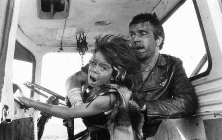 Mad Max 2. Chapter 1. Novelisation of the Film.