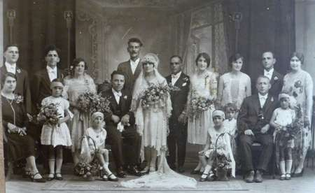 Trefilly Baveas Wedding 1929