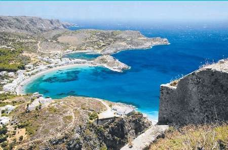 Little secret worth sharing in Greek island of Kythera - Halabi Kythera 1