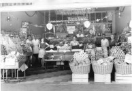Sargent's Markets, Lismore, Christmas 1965
