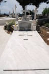 Overview of Konstantinos I. Fardoulis grave, Potamos (2 of 2)