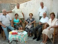 The Petrochilos Family. Hora, Kythera.