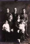 The Simos Family from Logothetianika