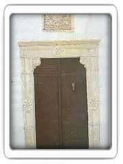 Kytherian Doorway, showing a marked French influence.