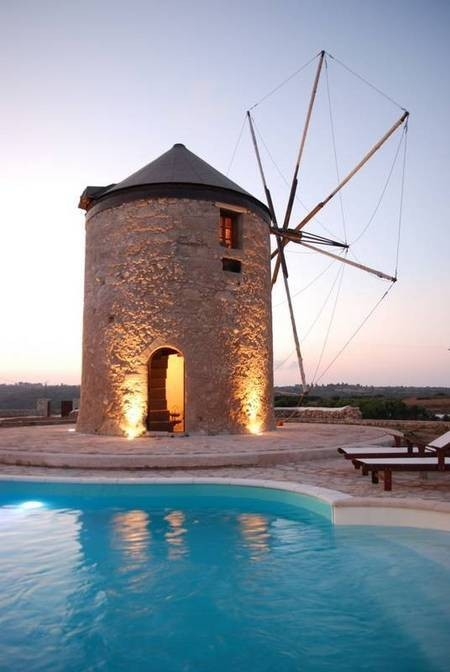 New WindMill Hotel in Mitata - DSC_4467