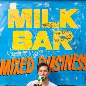 Eamon Donnelly. Artist, archivist and self-confessed milk bar junkie