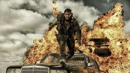 Spectacular visual effects ... Mad Max: Fury Road