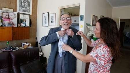 Home care gives the elderly freedom