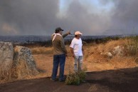 fires of kythera 2010...