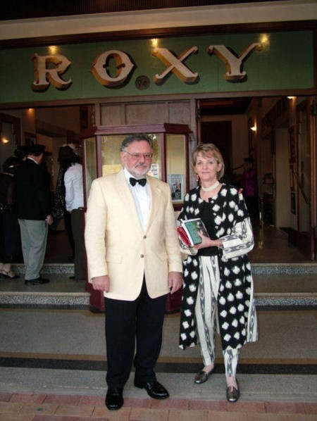 New book 'taps into my own passions' Professor tells Roxy audience. - Prineas P & Wilton J