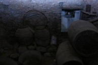 the old cellar.