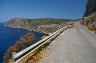 On the road from Limnionas
