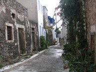 A street in Hora