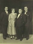 Zantiotis wedding 1956