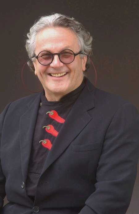 Award to George Miller, film producer, from the Union of Ionian Islands - George Miller