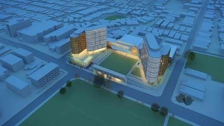 Easts Group plans twin 10-storey development for Waverley Bowling Club - image