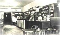 Tenterfield NSW - Kytherian owned Cafe - circa 1937/38.
