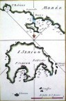 1779 Map of Kythera