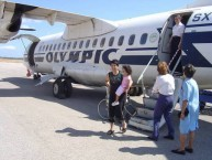 arriving at kythera