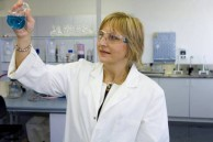 Looking to expand. Envirolab Services Sydney managing director Tania Notaras is hoping to open up business in Perth