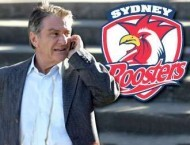 Nick Politis. Around the Roosters Rugby League Football club they call him 'Uncle Nick' or 'The Godfather'