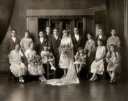 Bylos-Laurantus Wedding 1925