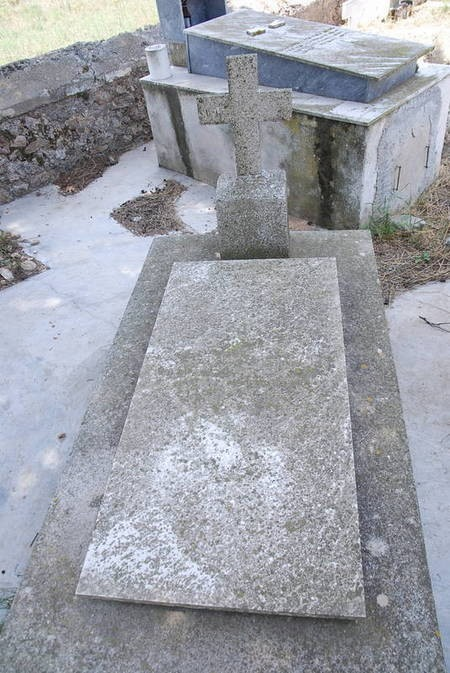 Unknown grave, Potamos