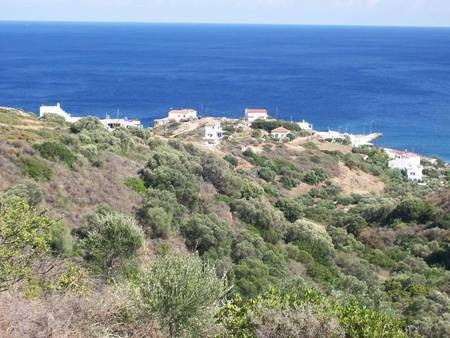 View from ΅ASPROHORIFA΅,