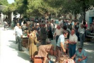 Sunday Markets Potamos 1984
