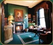 The Townhouse. The Lobby. Childhood home of Lafcadio Hearn in 2004