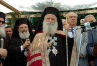Enthronement of the new Bishop of Kythera, 30.7.05