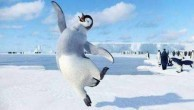 Dancing penguins top box office in festive season