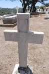 GRAVE,BENARDOS V. (INSCRIPTION ON CROSS) AND NIKOLOPOULOS N..--- CEMETERY PANAGIA DESPINA--2