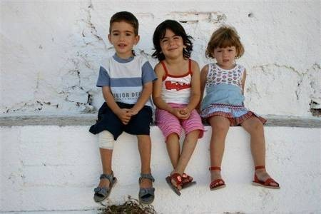 KIDS OF KYTHERA.