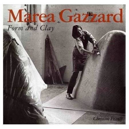 Christine France. Form and Clay. Biography of Antikytherian Marea Gazzard (nee, Poulmides). - Gazzard Marea Form  & Clay book cover