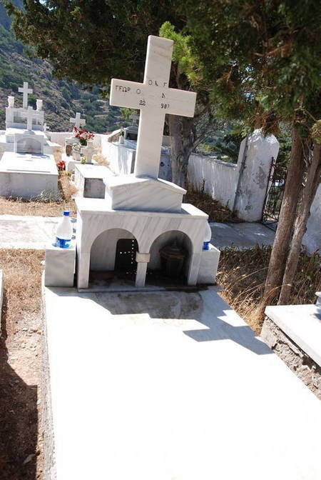 Georgios Xyntarakos Died 22nd August 1987