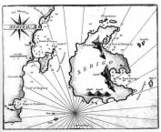 Map from 1770