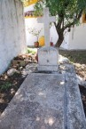 Another Picture of Ioannis Vamvakaris Gravestone (3rd), Agios Theothoros