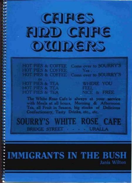 Immigrants in the Bush - Wilton Janis Immigrants in the Bush Front Cover