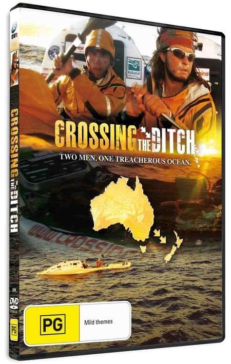 Crossing the Ditch. The DVD - Crossing theDitch the DVD