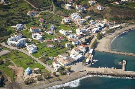 Kythera from the Air - Ayia Pelagia From the Air 2