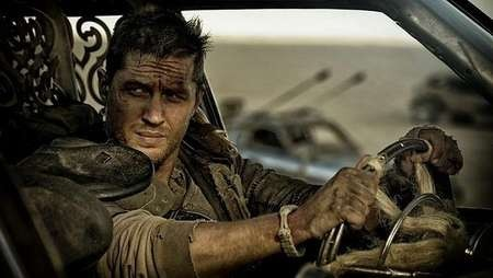 Seamlessly taking over the role. Tom Hardy in Mad Max Fury Road.