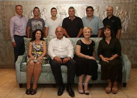 Queensland. Kytherian Association of Queensland, Incorporated. Australia. - 2015 Committee Photo A
