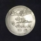 Medal commemorating the relief of the Ionian Islands, 1800