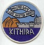 USS Kithira ship's patch
