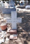 CROSS INSCRIBED, ZANTIOTOU E.M.-----CEMETERY PANAGIA DESPINA