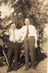 My Dad Nicholas Gavriles and Uncle Ted
