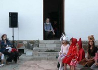 THE KYTHERA MUNICIPAL LIBRARY CHILDREN'S THEATRE GROUP