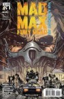 Cover art for Mad Max: Fury Road: Nux & Immortan Joe, by Tommy Lee Edwards