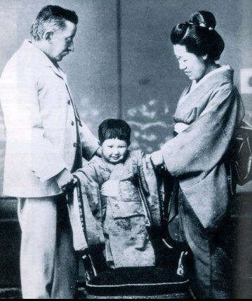 Insight into Kytherian-Irish-American who introduced Japan to the world - Lafcadio Hearn with Satsuko and Kazuo